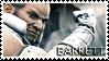 Barrett :: Stamp by Saphitri