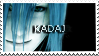 Kadaj :: Stamp by Saphitri