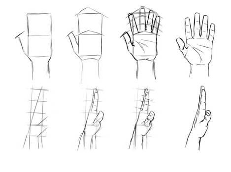Hand Tutorial