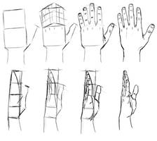 Hand Tutorial 2 by MasterSS