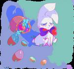Cry little bunny