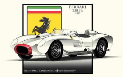 Ferrari 250 TR 1957