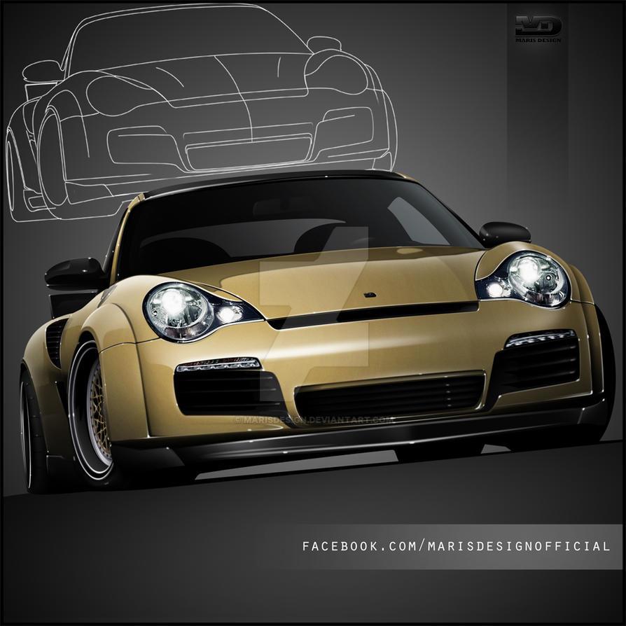 Porsche 911-MRS by MarisDesign