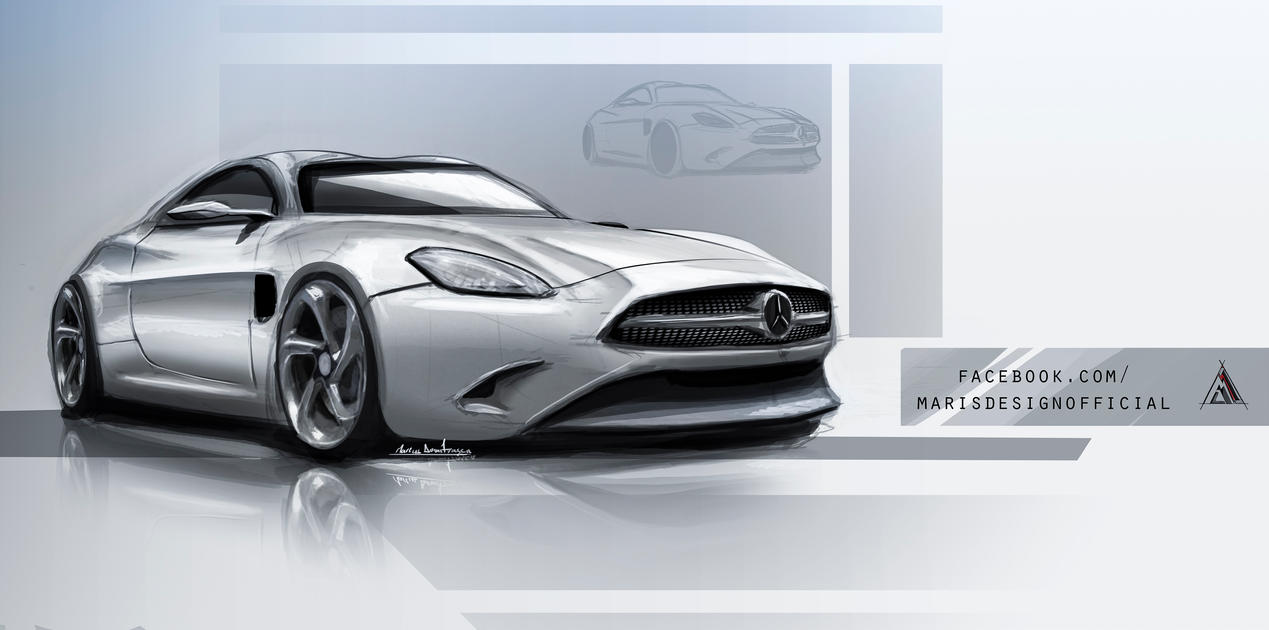 Mercedes Concept by MarisDesign