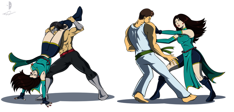-More Martial Arts- by Dualmask