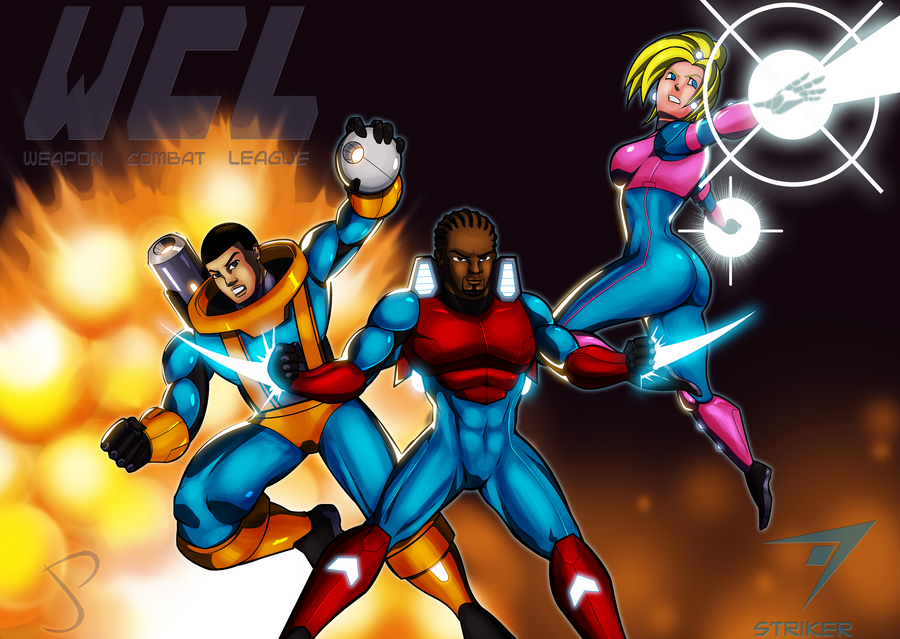 WCL Rebirth - Striker Team by Dualmask