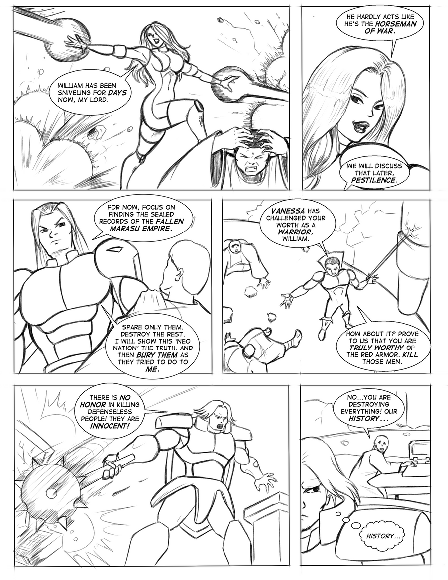 WCL Chapter 1 Page 5 rough by Dualmask