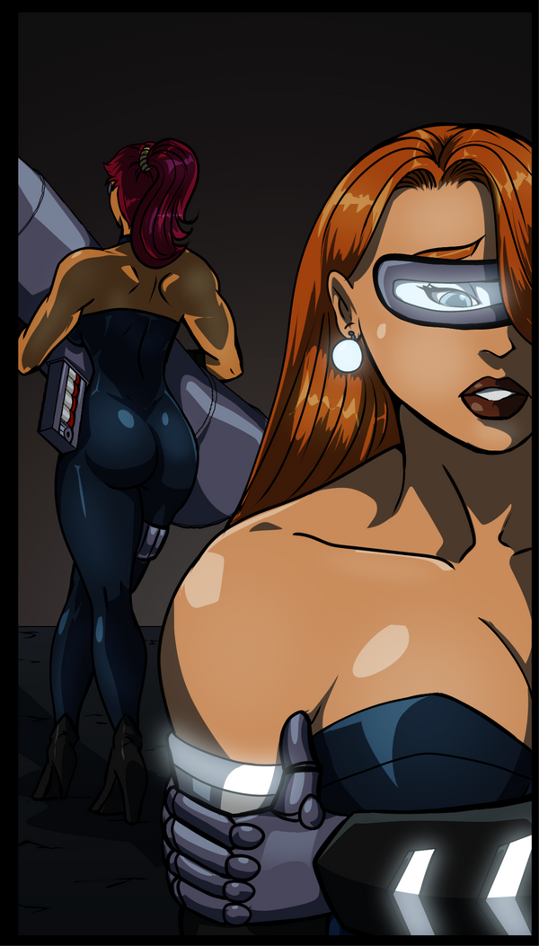 JD: Dance 1 Page 9.3 by Dualmask