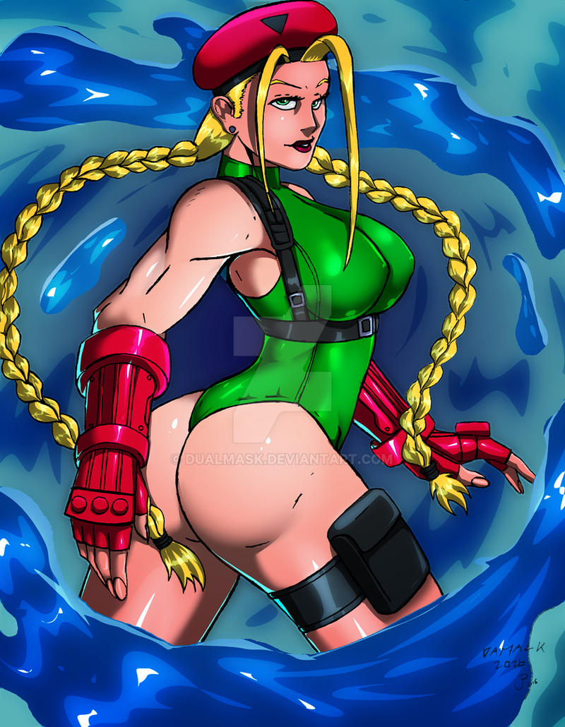 -Cammy- colors by Dualmask