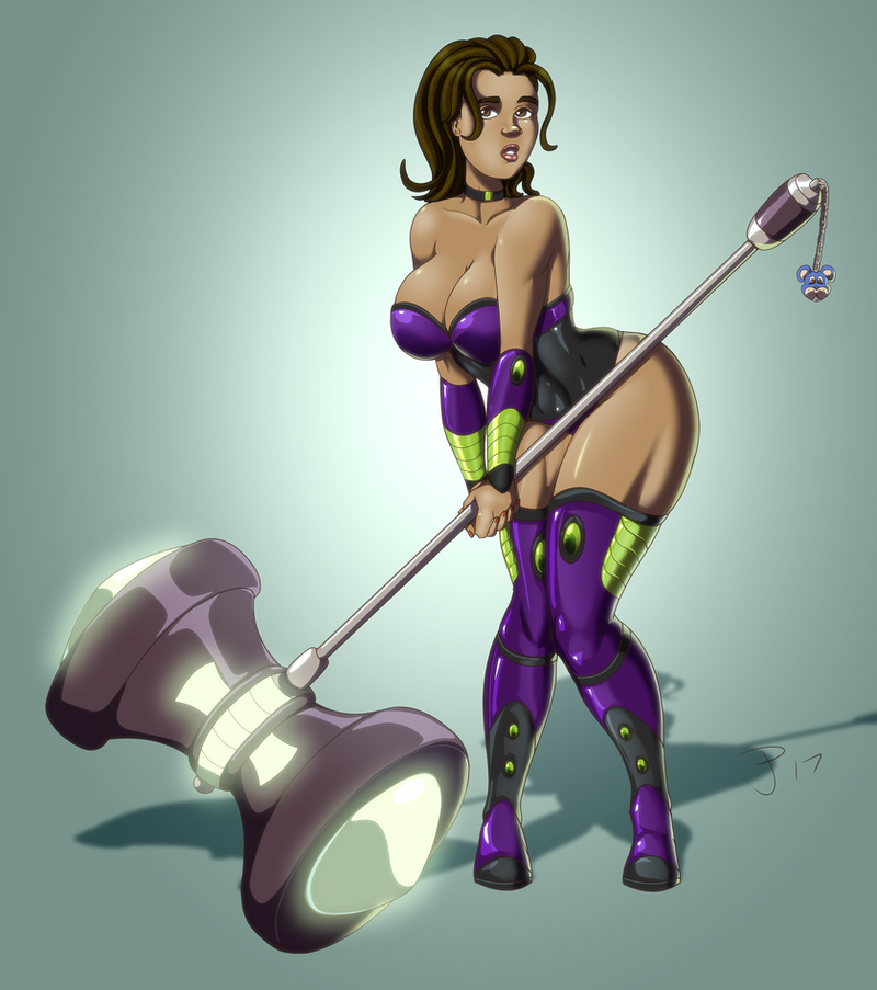 Thicc Hammer Chicc by Dualmask