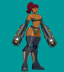 Ardor Cannon Sprite by Dualmask