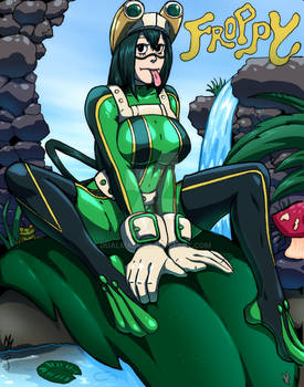 -Froppy- colors by JP