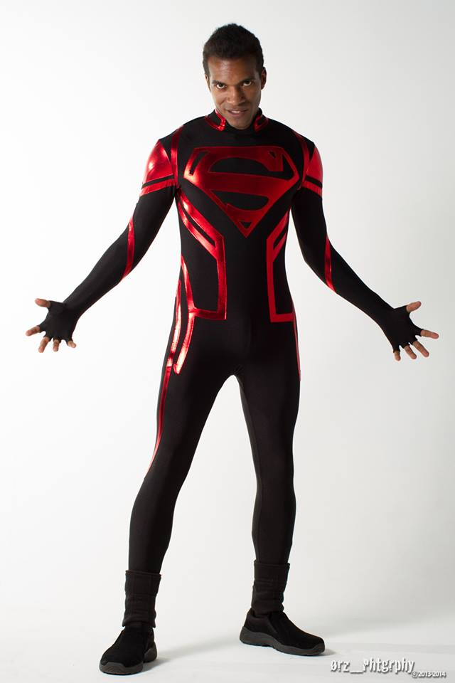 New 52 superboy cosplay