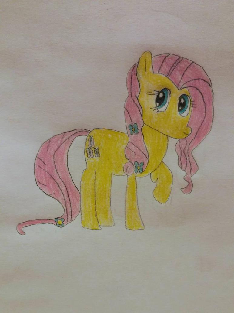 Fluttershy by RandomHope16