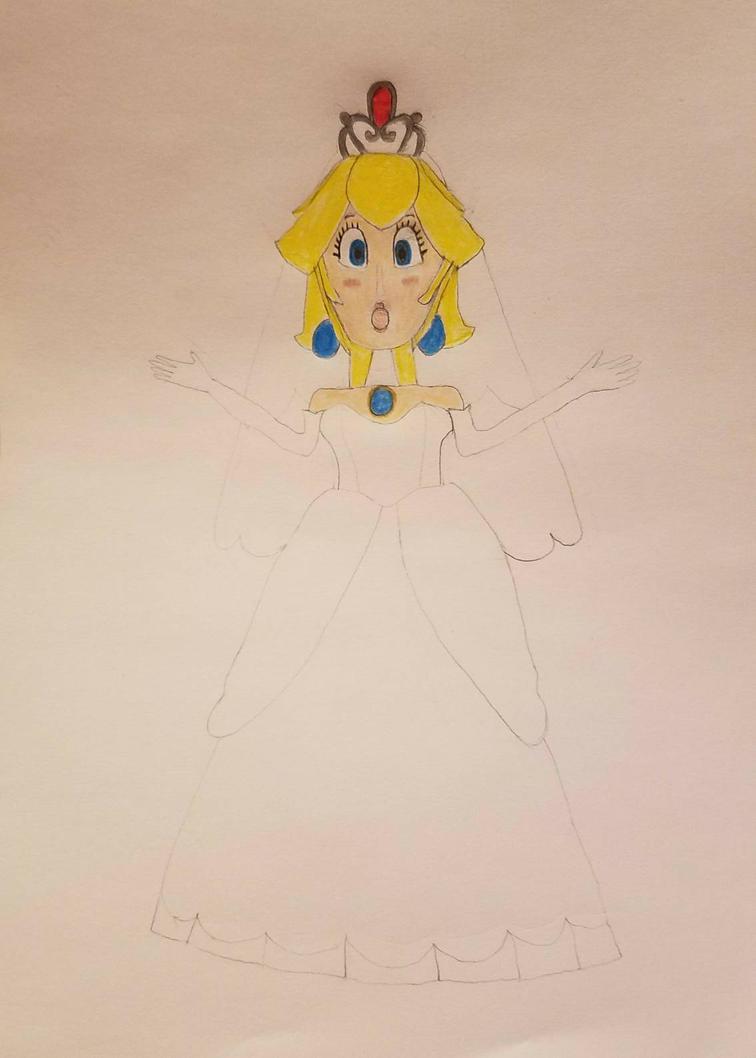 ~Princess Peachy~ by RandomHope16