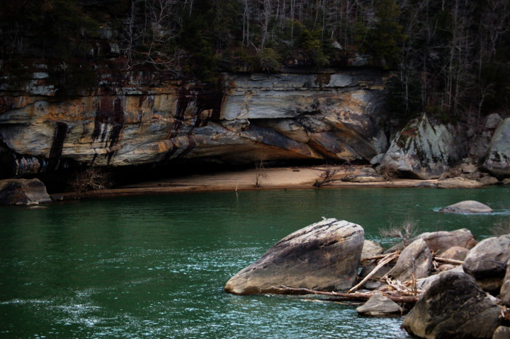 Cumberland River by queenkale