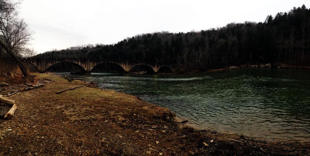 Edward M. Gatliff Memorial Bridge by queenkale