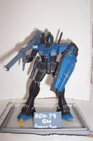 MG GM Support Type by HDorsettcase