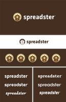 Spreadster (Logo) by Dekloz
