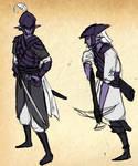 Kingdom Of Sundarr Soldiers by goeliath