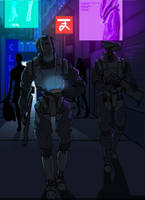 Street Patrol by goeliath