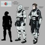 Azen Empire Arelis I Armor