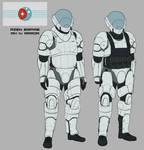 Azen Empire MK IV Armor