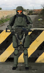 UCR Realistic Soldier