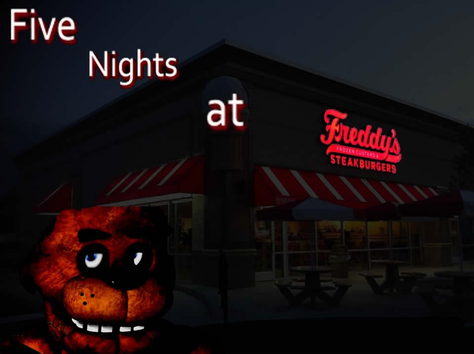 Five nights at freddies frozen custard by photoshopexpress on