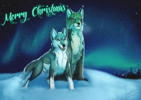 Merry Christmas by Loorelai