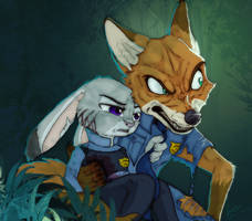 I wont leave you behind by Loorelai