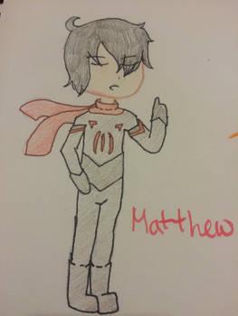Gift: Chibi Matthew