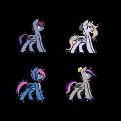 Ace Shadow x Carter Foals [1/4 OPEN]