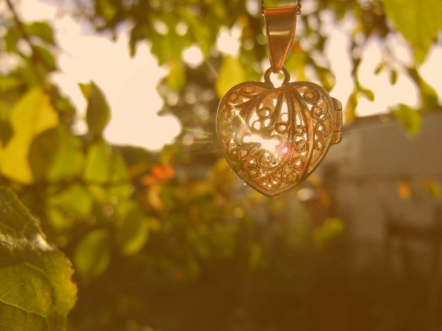 Locket II by MadeleineAlana