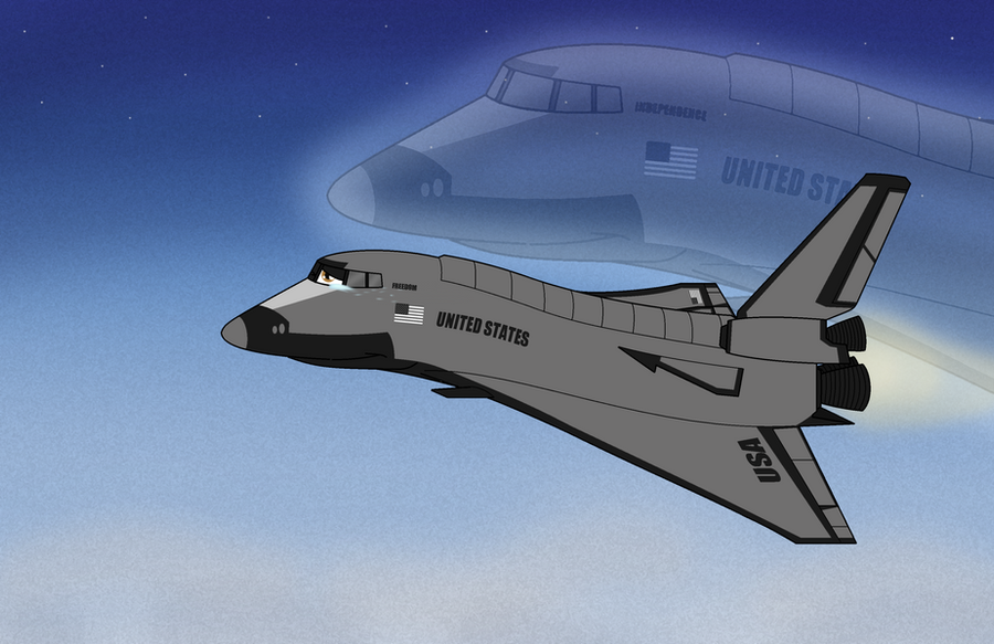 space shuttle x 71 independence - photo #42