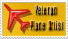 Veteran Airplane Artist Stamp by TheAngryFishbed