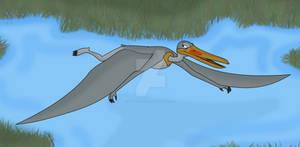 Orni the Ornithocheirus