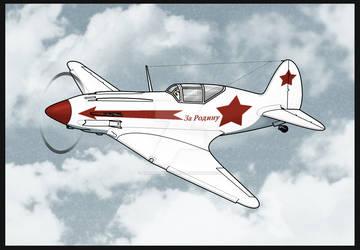 Warbirds: Sergeyev: Mig-3 by SergeanTrooper