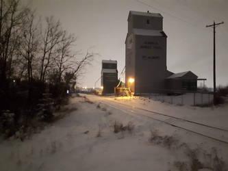 Evening Winter Wonderland 4 by gooseygaunder