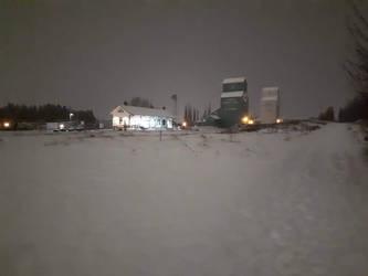 Evening Winter Wonderland 6 by gooseygaunder