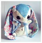 Alice - Wonderland Teacup Bunny - SOLD