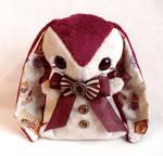 Reuben - Teacup Bunny Plush - sold