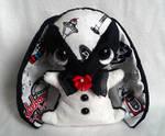 Bobby - Handmade Teacup Bunny Plush - For Sale