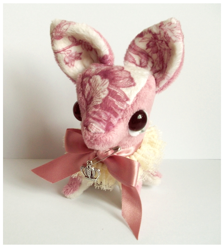 Mimi - Handmade Teacup Chihuahua Puppy - sold by tiny-tea-party