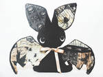 Bat Plushie - Halloween Special - For Sale