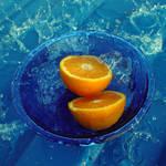 Double Orange Burst