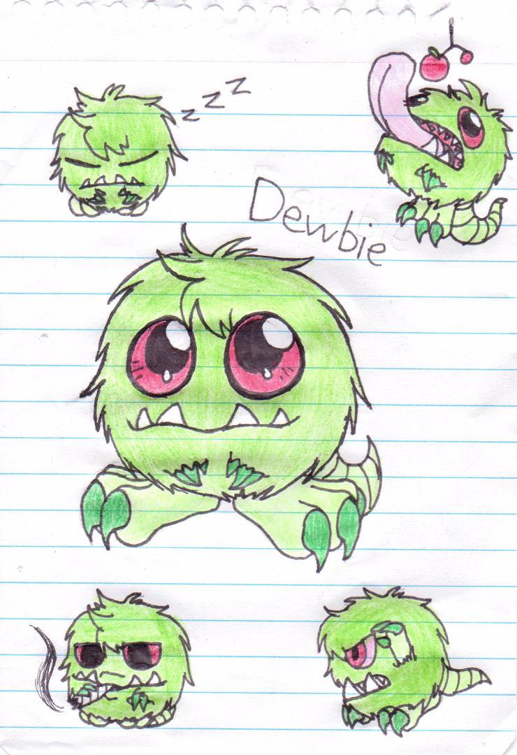 Dewbie by xEmoXDudetx