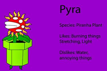 Paper Mario SB Partner: Pyra by Cyber-Hero