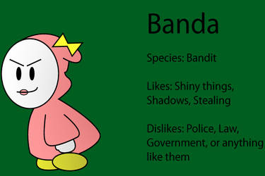 Paper Mario SB Partner: Banda by Cyber-Hero