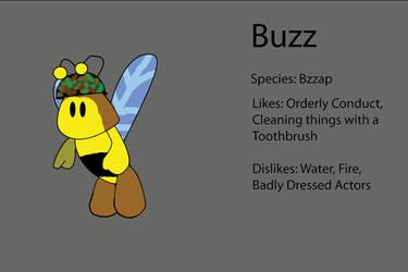 PM:SB Partner Buzz by Cyber-Hero